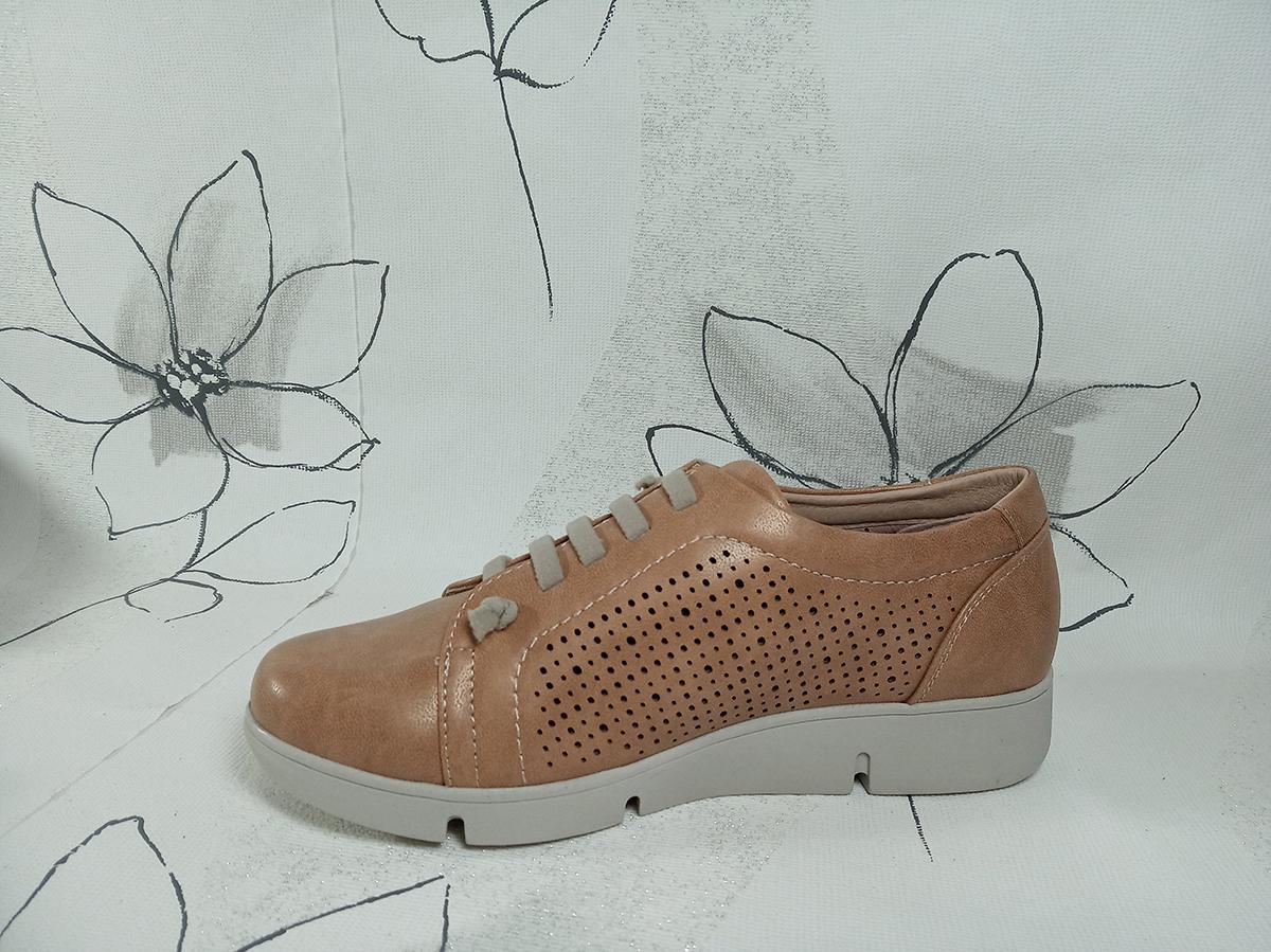 Zapatillas de Señora Cómodas - Nude