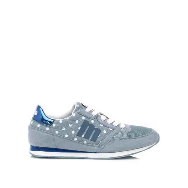 Zapatillas de señora Mustang- 69488 -Azul - talla 36