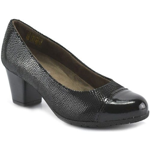 Zapato de señora negro-Tupie 93 - Talla 40