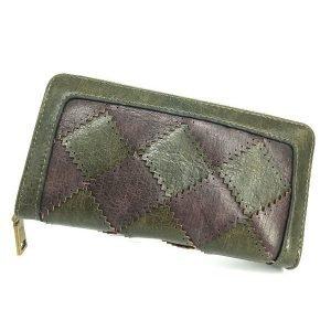 monedero-billetera-verde