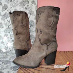 Botas-mujer-bonitas-tacon-ancho-marca-Corina